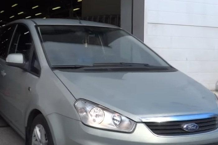 Фото тонировки автоиобиля по ГОСТ